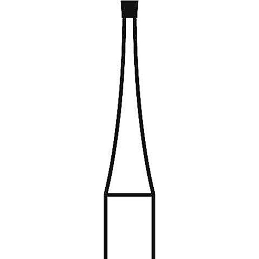 34 FG Inverted Cone Carbide H2.31.008